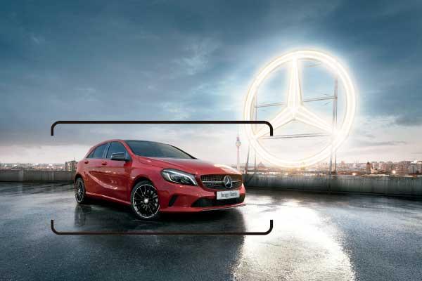 clase a certified Mercedes de ocasion