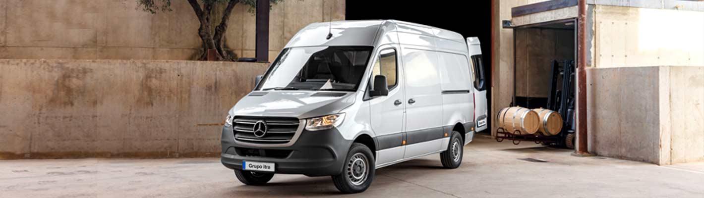 Sprinter furgoneta Mercedes-Benz