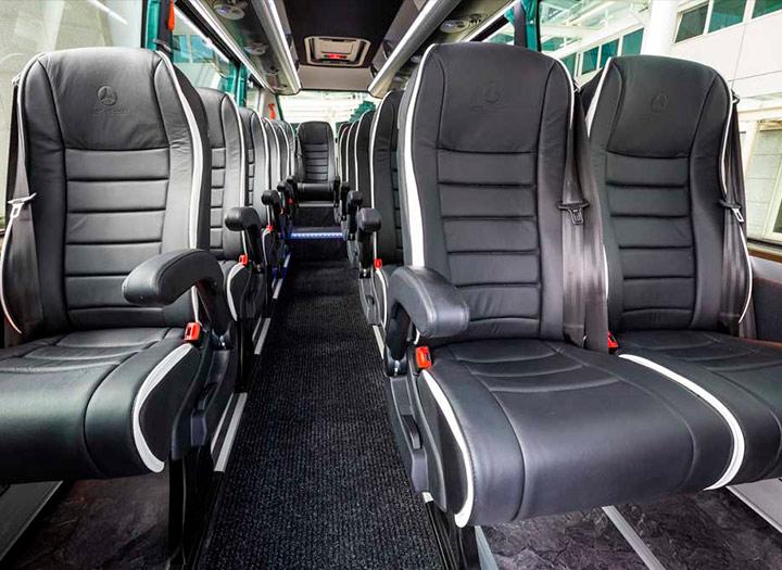 microbus spica asientos