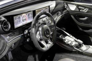 interior mercedes amg