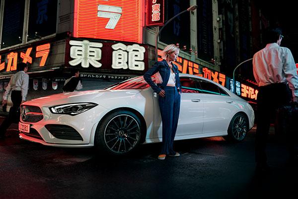 Mercedes CLA nuevo