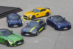 Mercedes-AMG GT Familie