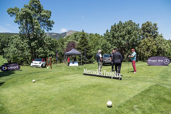 Torneo golf Empresas Mercedes-Benz | Viernes 24