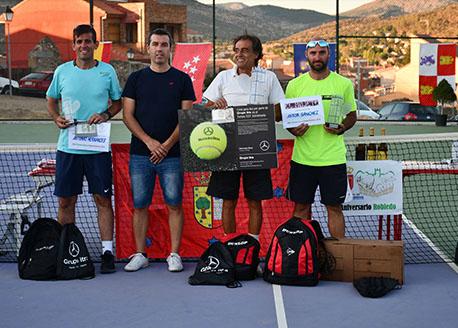 premio tenis robledo de Chavela