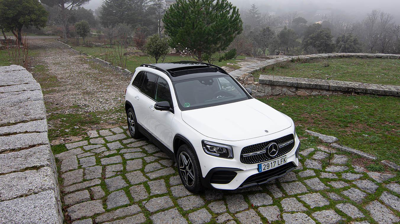 GLB Mercedes-Benz