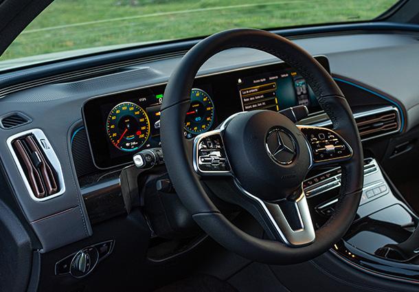 Mercedes EQA. Suv compactoeléctrico