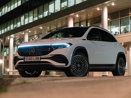 Mercedes EQA. Suv compacto eléctrico
