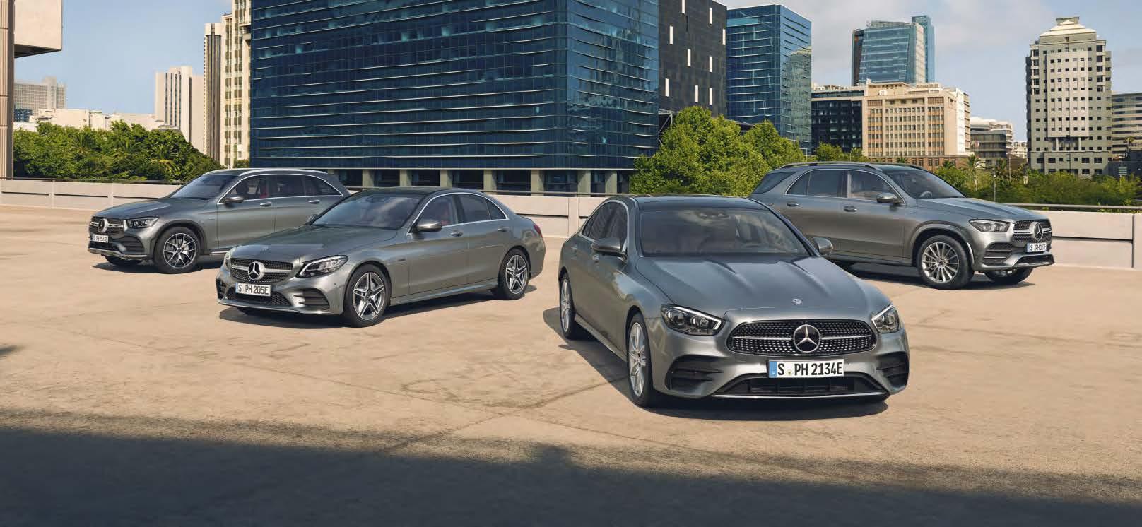 Empresas Mercedes-Benz
