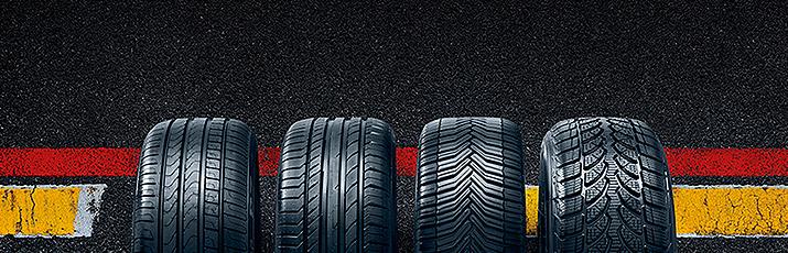 Cambio de Neumáticos Mercedes-Benz