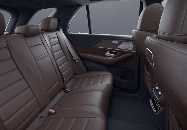 GLE-mercedes benz asientos pasajeros