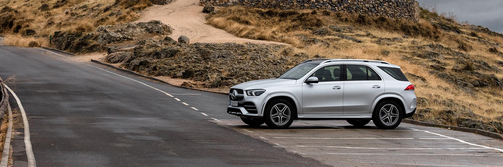 GLE Mercedes-Benz SUV