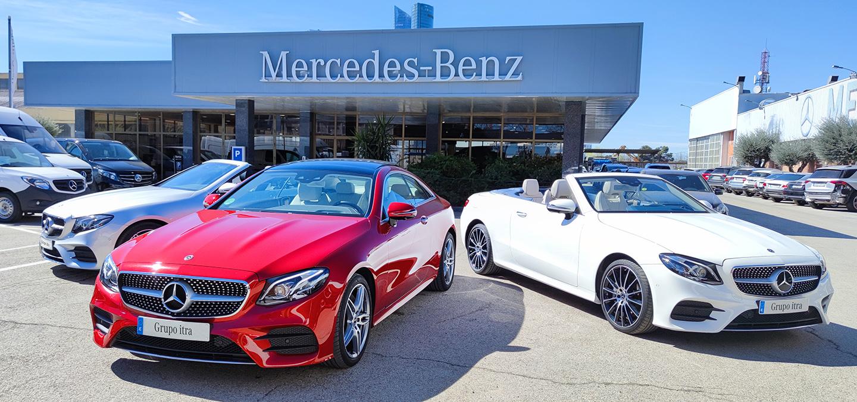 Mercedes cabrio y coupé oferta segundamano