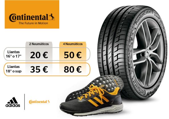 continental-adidas-cheque regalo