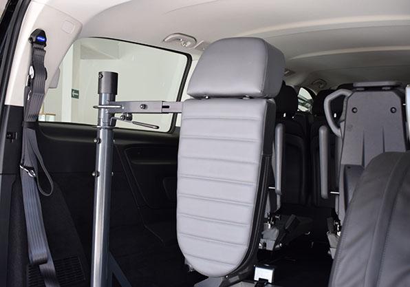 vito adaptada asiento especial