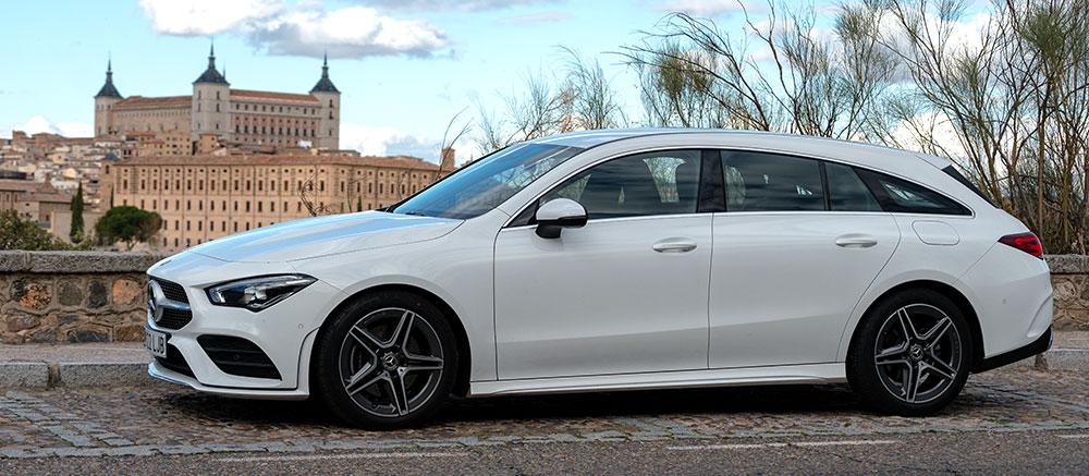 Mercedes-Benz CLA-Shooting brake