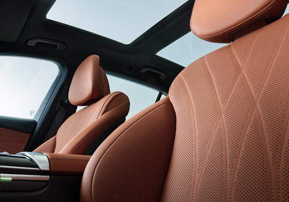 Nuevo Mercedes Clase C estate asientos
