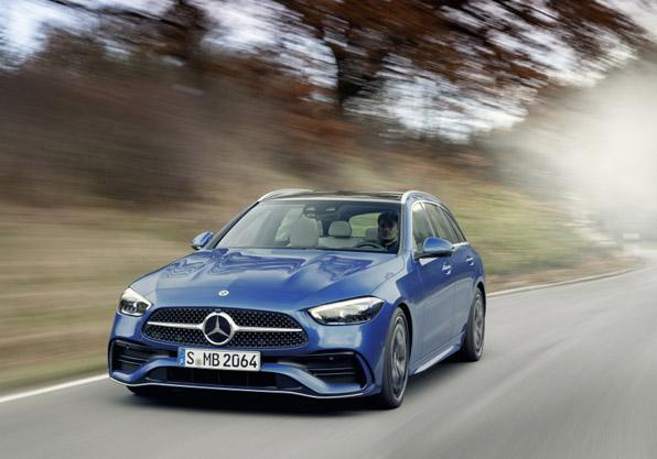nuevo Mercedes Clase C estate
