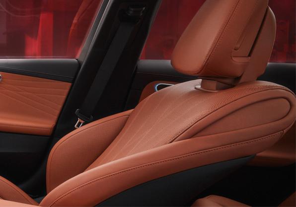 nuevo Mercedes Clase C berlina asiento piel