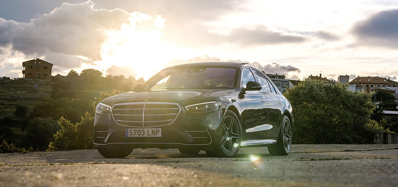 berlina Mercedes-Benz