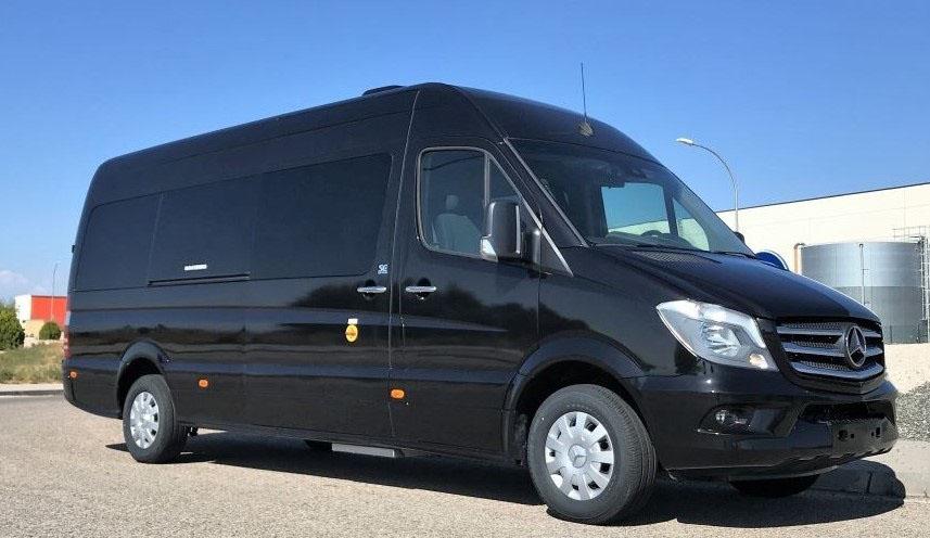 Microbús VIP