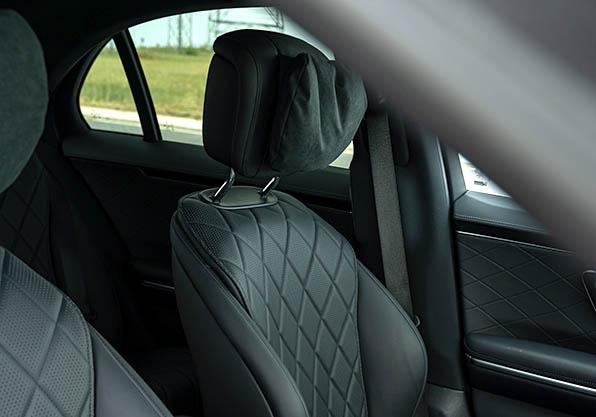 Mercedes Clase S-asiento