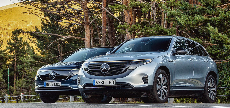Oferta EQ eléctrico Mercedes