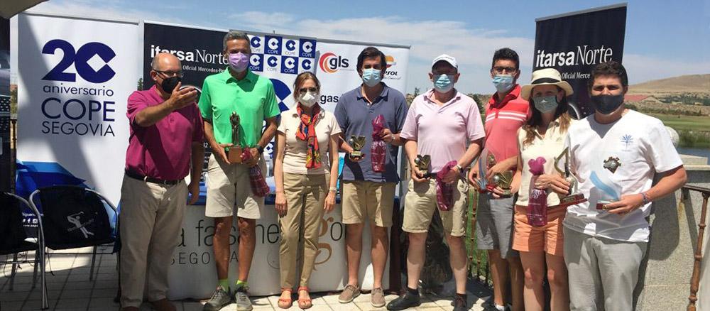 ganadores golf segovia cope faisanera 2021