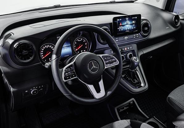 Mercedes-Benz Citan cuadro instrumentos
