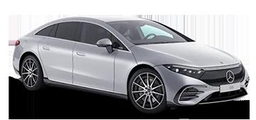 EQS nuevo Mercedes