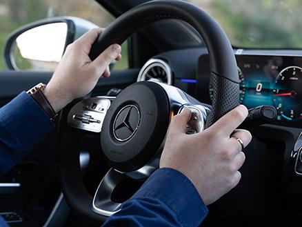 oferta mercedes Clase A volante conduce